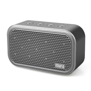 Portable Bluetooth Speaker and Built-in Microphone Stereo Rock Sound Outdoors Wireless Bluetooth Speaker Support TF card - Flickdeal.co.nz
