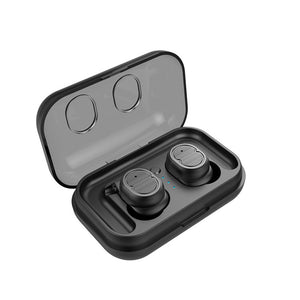 Universal Wireless Mini Size Sports Running Bluetooth Touch Control Headset