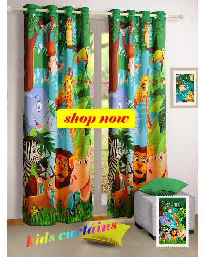 Buy Kids Curtains