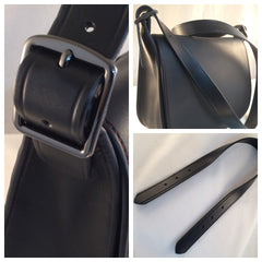 Leather Straps & Handles for Bags & Purses with Buckles
