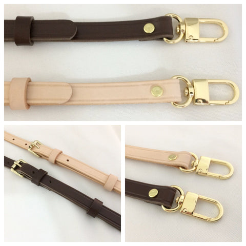 replacement straps for LV Louis Vuitton monogram bags