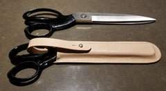 leather case for Wiss scissors 22N & 20N inlaid