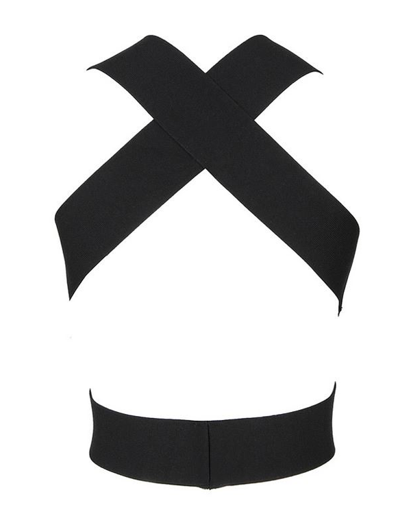 Cara Crop | BLACK