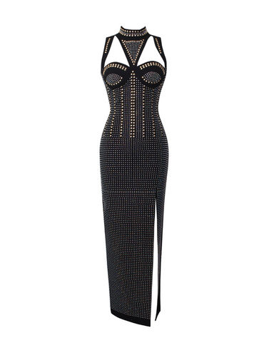 Sin City Dress | BLACK