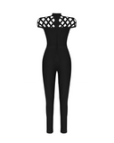 Gianna Cut Out Bandage Jumpsuit