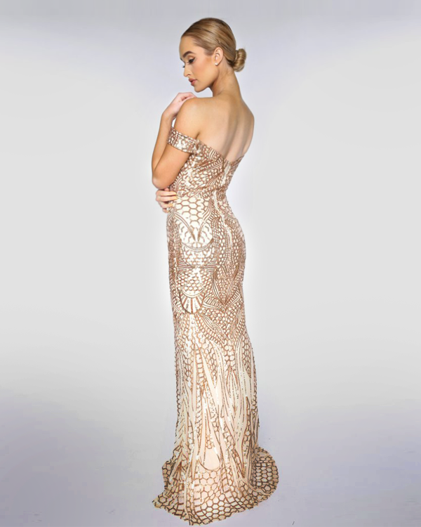 Lolitta Sequin Mermaid Gown