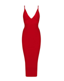 Miya Dress | RED