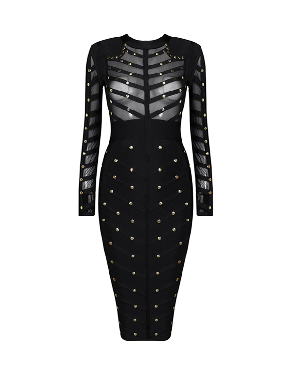 Studded Affair Dress