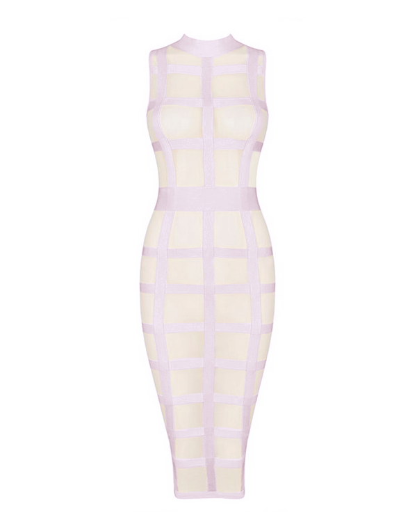 Sugar & Spice Dress | LILAC NUDE