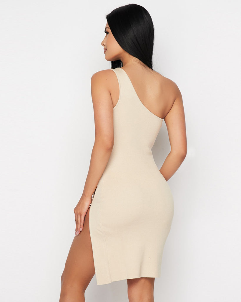 BAMBINA Dress | NUDE