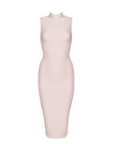 Hollywood Dress | BLUSH NUDE