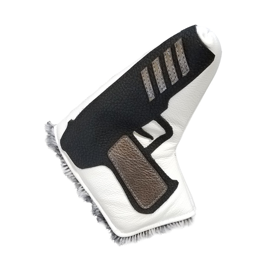 NEW! RMG Gun Putter Cover - Robert Mark Golf, The best custom golf headcovers,