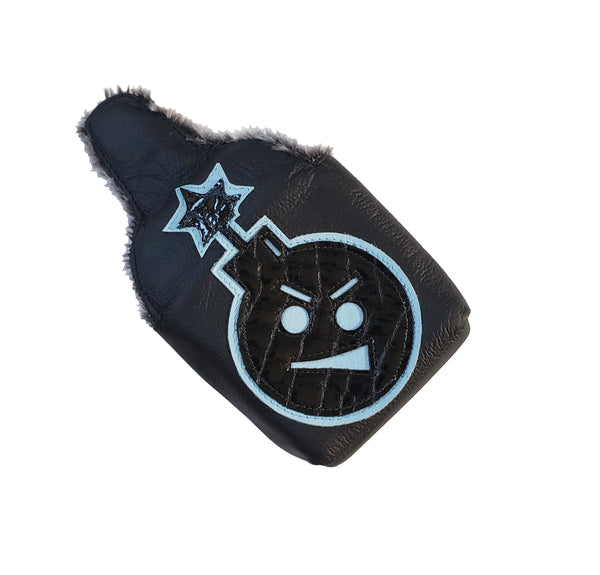 New The Ltd Edition Quot Angry Bomb Quot Putter Cover Robert