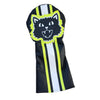 "Only 10 Made! ""Neon Racer Cat""  Driver Headcover - Robert Mark Golf, The best custom golf headcovers,"
