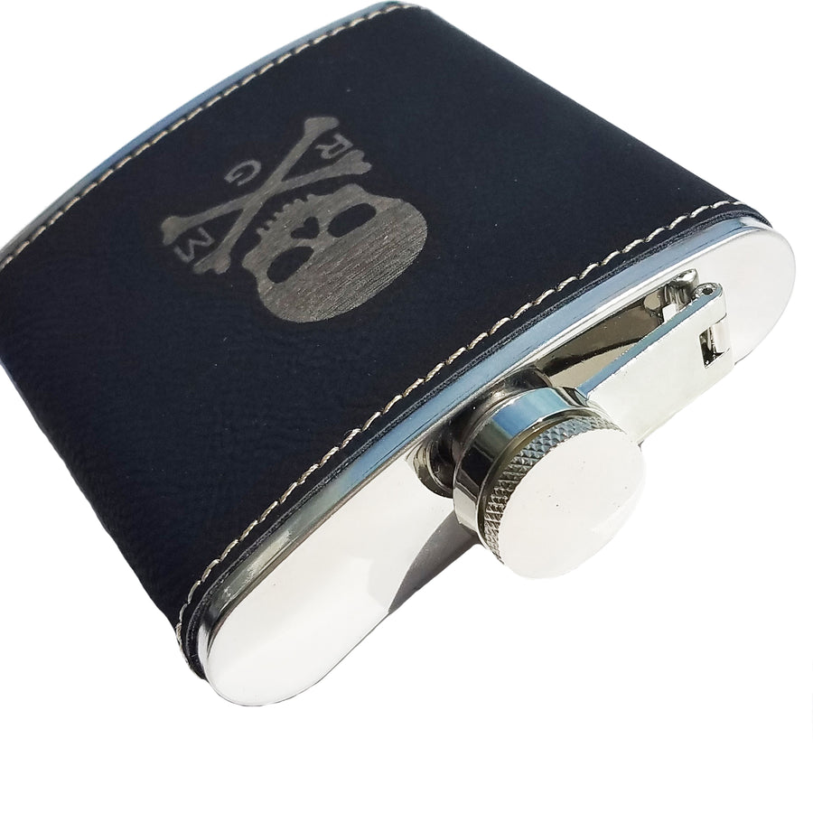 New! The RMG Whiskey Flask - Robert Mark Golf