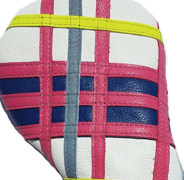 The Plaid Fairway Wood Headcover