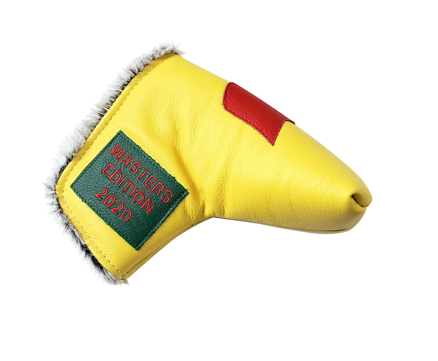 NEW! The 2020 Masters/Augusta Inspired  Putter Cover - Robert Mark Golf