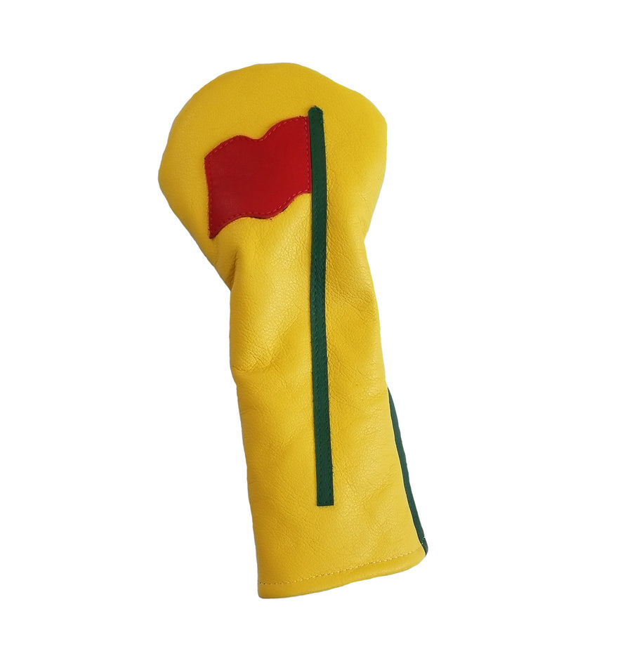 The RMG Masters/Augusta Inspired Fairway Wood Cover - Robert Mark Golf