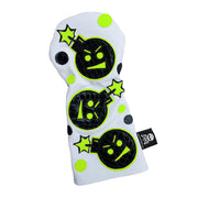 "NEW! The Dancing ""Angry Bomb"" Driver Headcover - Robert Mark Golf"