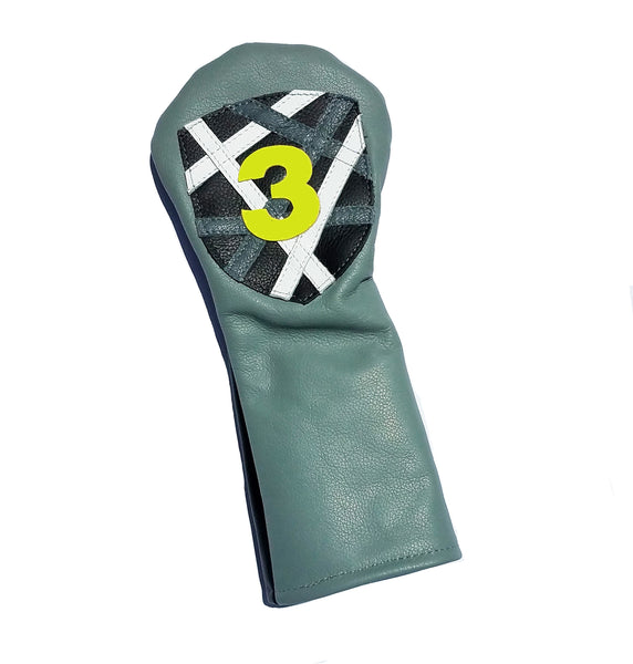 Robert Mark Golf Custom Headcovers