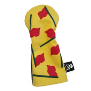 The Dancing Masters/Augusta Inspired Headcover - Robert Mark Golf, The best custom golf headcovers,