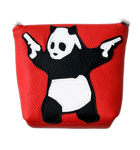 NEW! The Tour Model/Panda With Guns Putter Cover