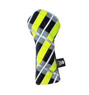NEW! The RMG LTD Edition Plaid Headcover - Robert Mark Golf