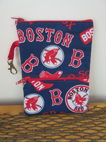 Ladies Golf Bag Accessory - Red Sox