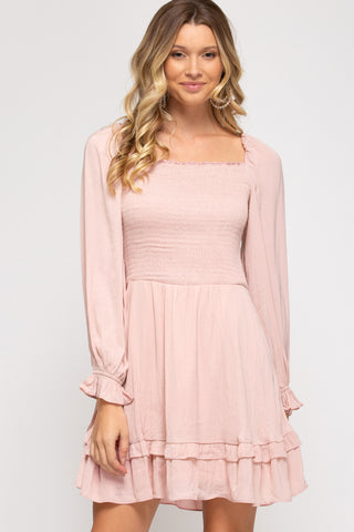 Falling For You Dress