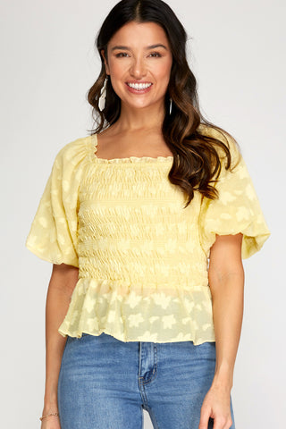 Fearless Blouse