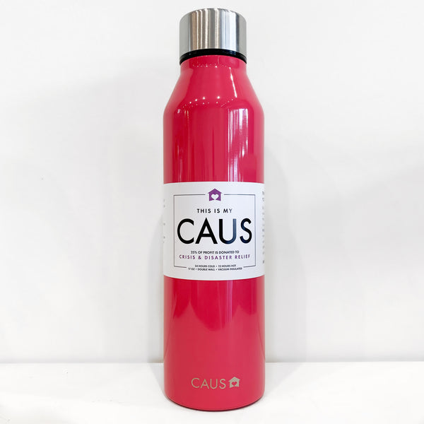 CAUS Tumblers - Crisis & Disaster Relief