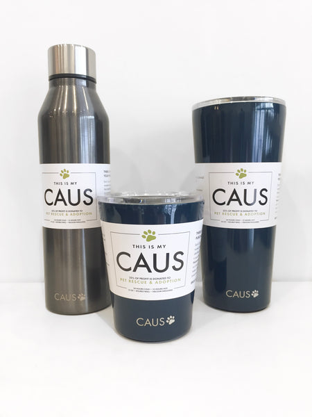 CAUS Tumblers - Pet Rescue & Adoption