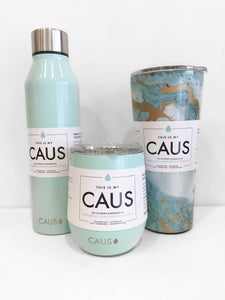 CAUS Tumblers - Clean Drinking Water