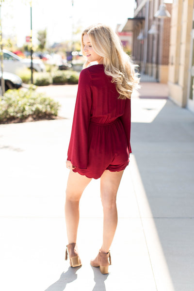 Mayberry Romper