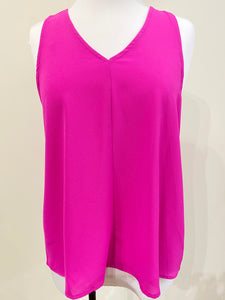 Summer Days Top- Magenta