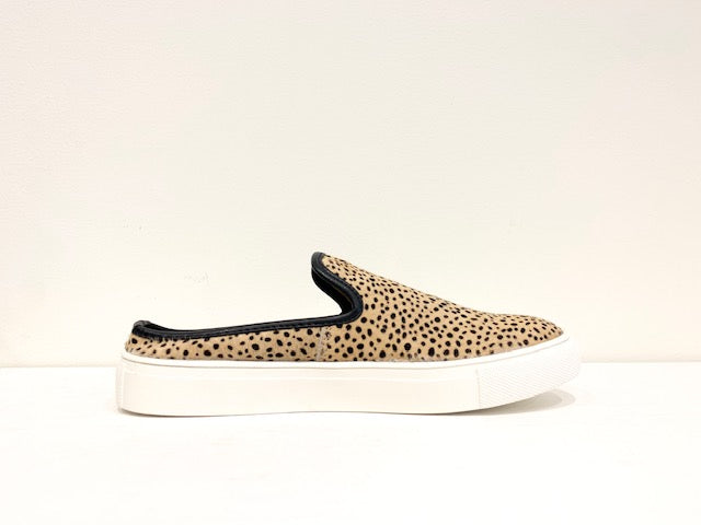 Abbot Sneaker- Brown Speckled