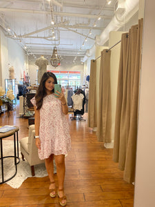 Yardenah Dress Mauve