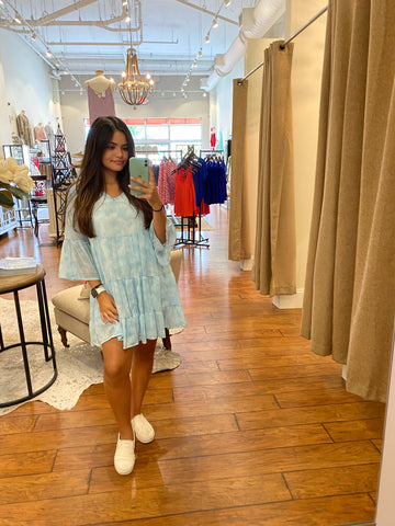 Baby Blues Dress