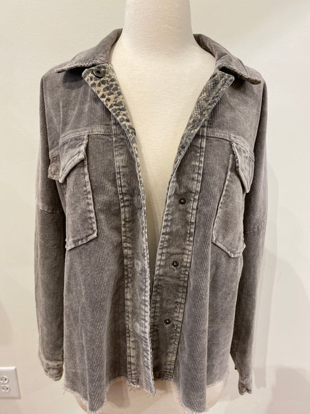 On Trend Denim Jacket