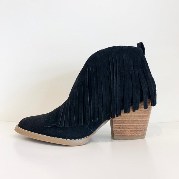 Traverse Bootie - Black