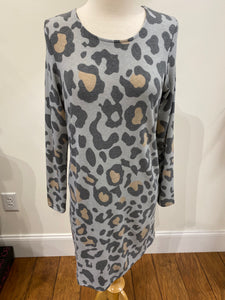Spotted Tunic Dress