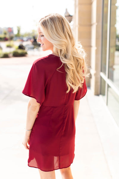 Wine Wednesday Dress