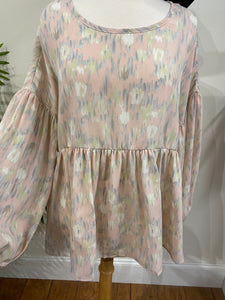 Pastel Dreams Blouse