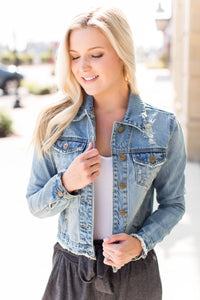 Evident Denim Jacket