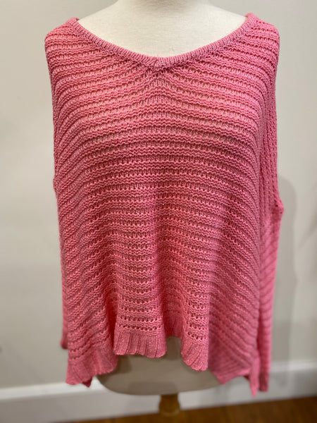 Cotton Candy Knit Top