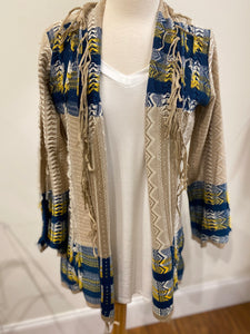 The Aztec Cardigan
