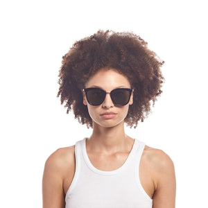 Le Specs - Caliente Sunglasses - Black/Gold