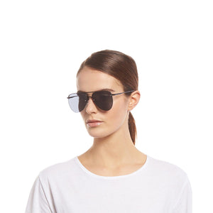 Le Specs - The Prince Sunglasses - Matte Black