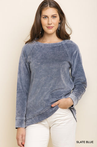 Cascade Blues Sweatshirt