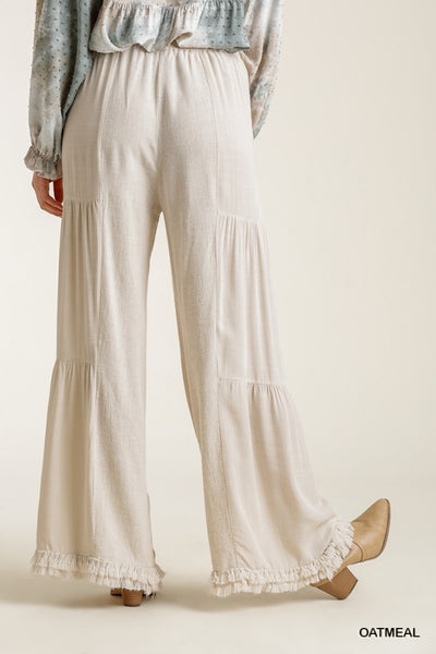 Canyon Moon Pants - Oatmeal